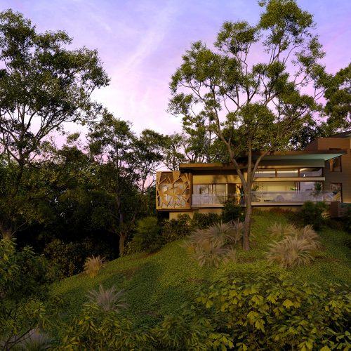 W-Residences_Renders_Fachada-Atardecer-2-habitaciones
